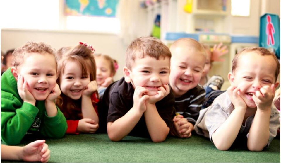 Raising a Healthy Preschooler