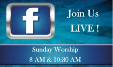 Join Us LIVE
