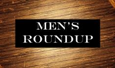 MENS ROUNDUP