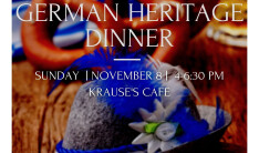 SPLC German Heritage Dinner