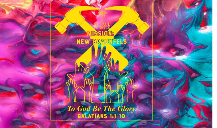 Mission New Braunfels July 12-16, 2021