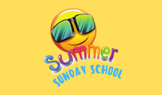 Summer Sunday School 2021